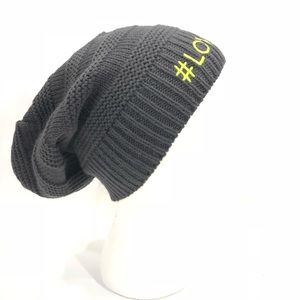 Accessories - Slouchy Hat